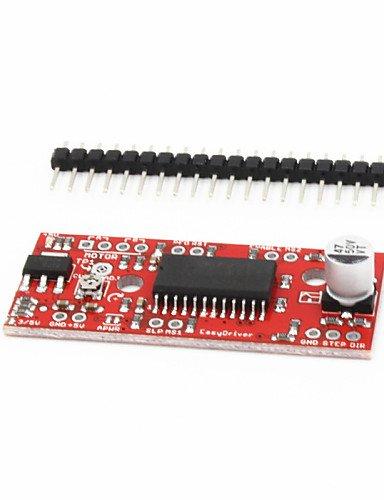 easydriver v4 4 schrittmotor treiber platine f r arduino. Black Bedroom Furniture Sets. Home Design Ideas