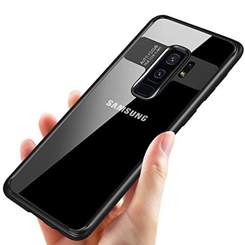 KuGi f/ür Samsung Galaxy S9 Plus H/ülle Samsung Galaxy S9 Plus Wallet Case PU Kunstleder Flip Case mit Standfunktion Kartenf/ächer und Bargeld f/ür Samsung Galaxy S9 Plus Smartphone.Rot